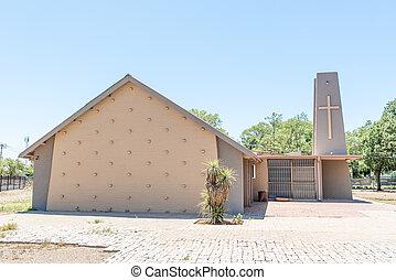 Pinkster Tabernakel Church in Noordhoek - The Pinkster...