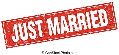 Just married banner Illustrations and Clipart. 1,337 Just ...