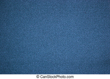 Blue background fabric
