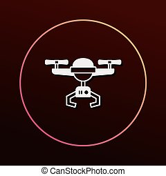 Unmanned Aircraft icon