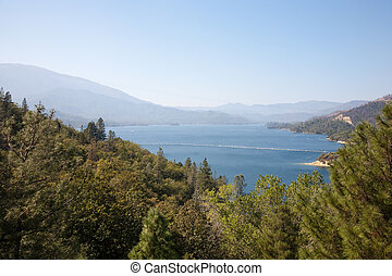 Whiskeytown Lake - Whiskeytown National Recreation Area,...