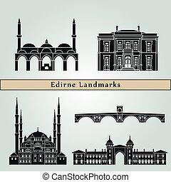 Edirne Landmarks