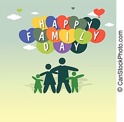 Family day Vector Clipart Royalty Free. 22,168 Family day ...