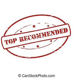 Top recommended - Rubber stamp with text top recommended...