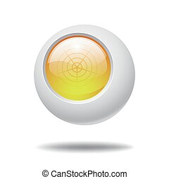 3d ball Color vector