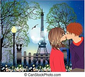 love in Paris,