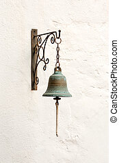 Classic Metal Door Bell - Photo Picture of the Classic Metal...