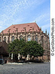 St. Sebaldus Church in Nuremberg, Germany, 2015 - The St....