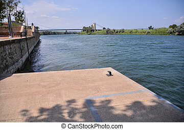 Ebro River in Spain - Photo Picture of the Ebro River in...