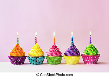 compleanno,  Cupcakes