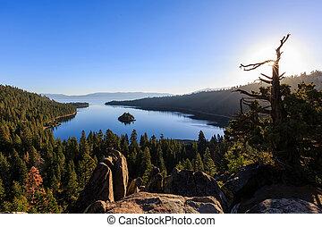 Lake Tahoe - Photos Taken in Lake Tahoe Area