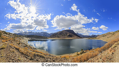 hermoso,  Color,  California, otoño