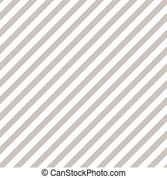 Taupe geometric diagonal line seamless vector pattern...