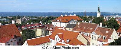 Tallinn panorama