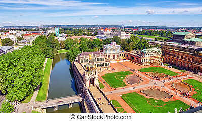 Old Masters Picture Gallery - Zwinger Palace Der Dresdner...
