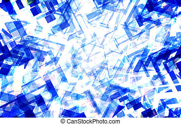 Blue background - abstract blue background with trendy...