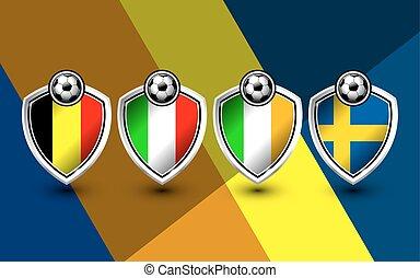group e of soccer europe
