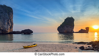 journey summer Nui Bay South of Thailand - journey summer...