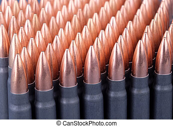 Live ammunition for weapons - Live ammunition for automatic...