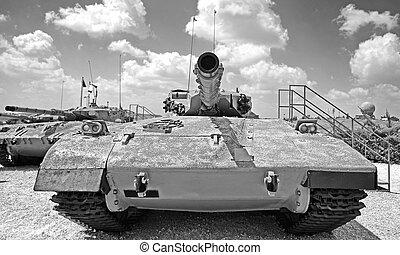 Tank Merkava