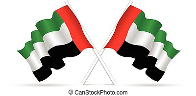 uae national flag
