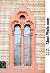 synagogue - Hasidic synagogue (1904) in Ukraine