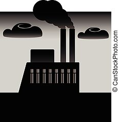 Factory and influence to ecology