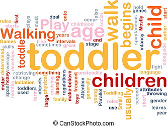 Toddler baby background concept - Background concept...