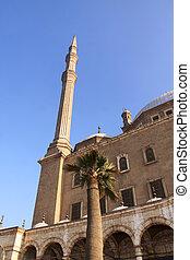 Mohamed Ali Mosque, Egypt