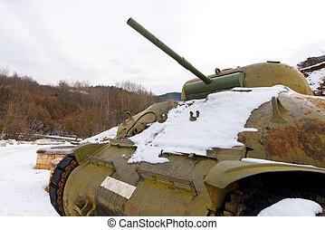 M4 Sherman - Battle Tank