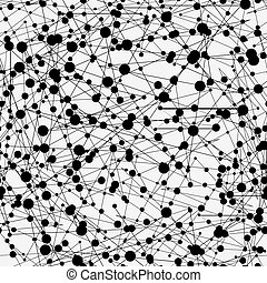 Seamless pattern network - Chaotic geometric seamless...