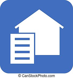 Paperwork, paper, signing icon vector image.Can also be used...