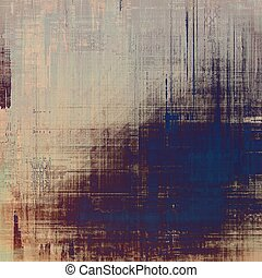 Grunge texture, may be used as retro-style background. With different color patterns: yellow (beige); brown; purple (violet); blue; gray