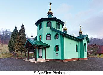 Church in Krajne Cierno