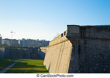 Citadel in Pamplona - Citadel of Pamplona constructed...