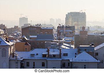 Housing estate Kiev, Ukraine Kyiv, Ukraine