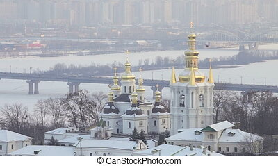 Ukraine, Kiev-Pechersk Lavra