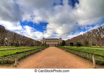 Jardin des plantes museum - The French National Museum of...