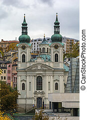 Church of St Mary Magdalene,Karlovy Vary - The Roman...