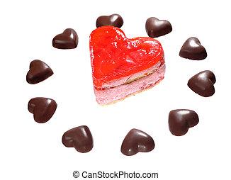 Sweet Hearts Pattern