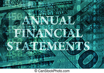 Annual Financial Statements - Words Annual Financial...