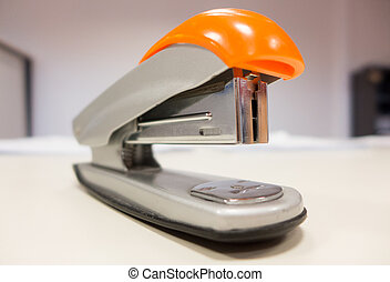 Stapler in office