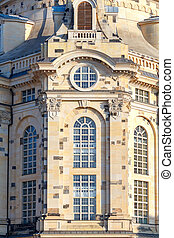 Dresden Frauenkirche church - Building Church Frauenkirche...