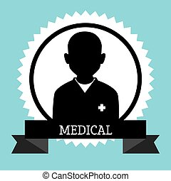 Medical healthcare icon