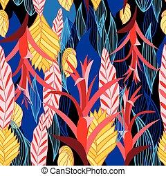 pattern of plants
