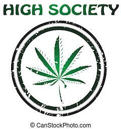 disegno,  Marijuana
