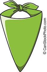 Bandana doodle illustration design