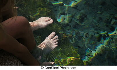 Fish Spa pedicure Rufa Garra treatment - Pedicure fish spa...
