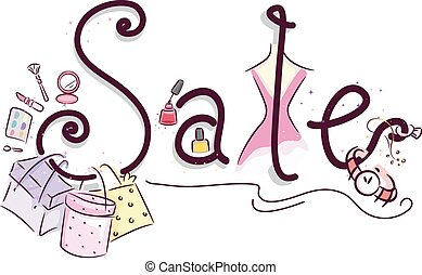 Shopping Sale for Girls