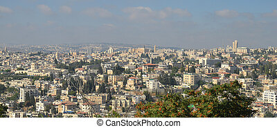 jerusalén, moderno